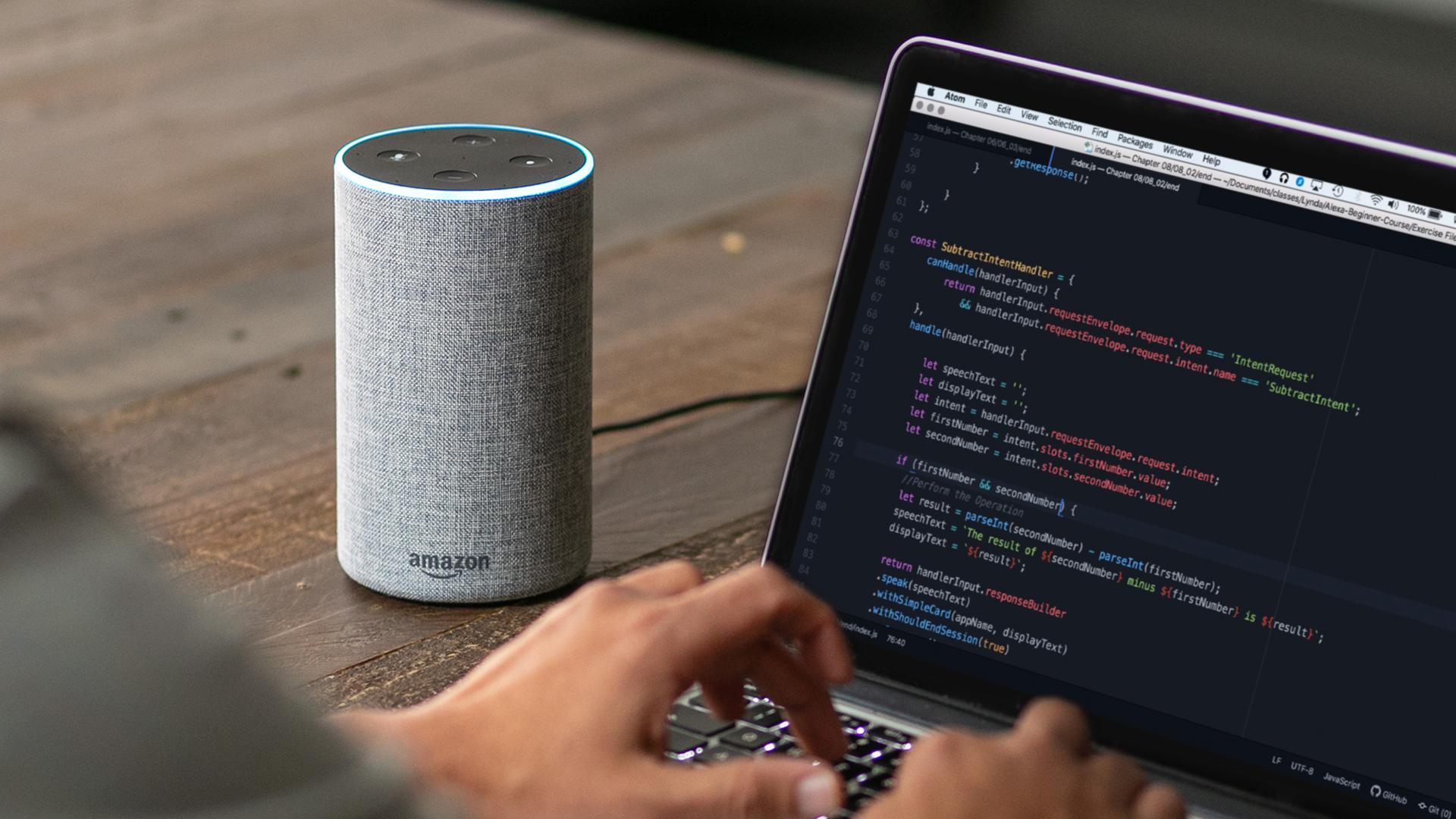 Alexa Skills Desde Cero | Crea apps de voz con Amazon AWS