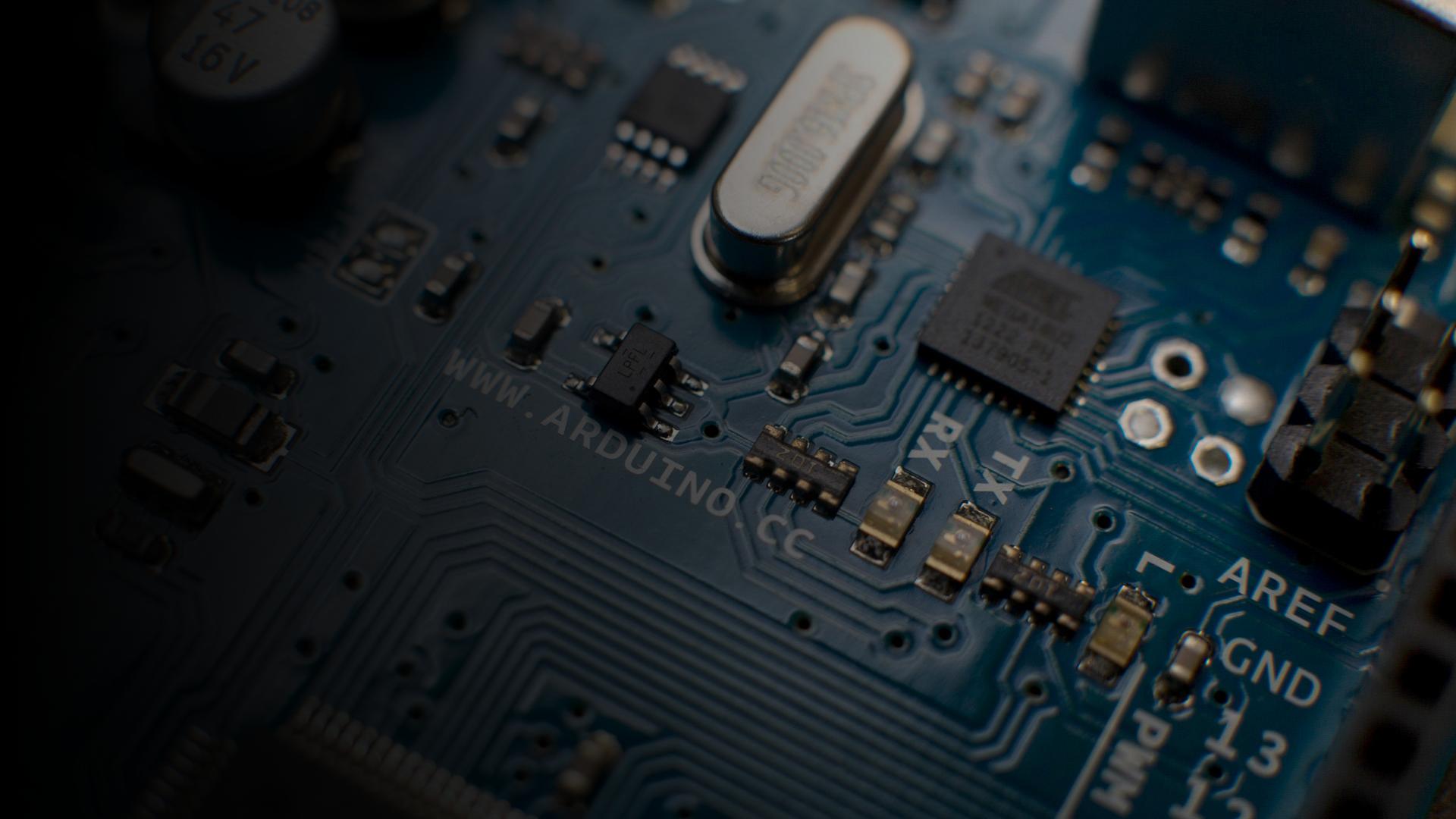Curso de introducción a  Arduino