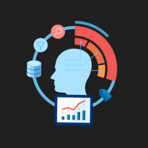 Logotipo de grupo de Análisis de Datos