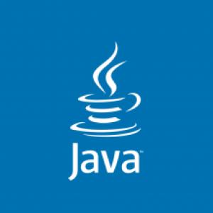 Logotipo de grupo de Java