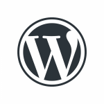 Logotipo de grupo de WordPress